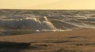 Beautiful Beach Waves HD Stock Footage