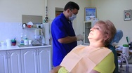 Stock Video Footage of Dental service