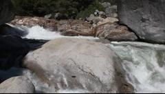 Buckeye Flat Waterfall Stock Footage