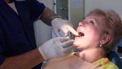 Dental service Stock Footage