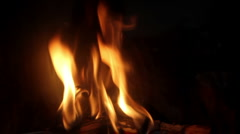 Fire 4 Stock Footage