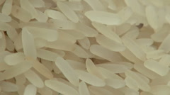 Stock Video Footage of Rice Grains