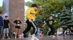 Break-dance Arkistovideo