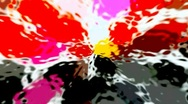 Moving Psychedelic Colors Stock Footage