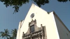CHURCH OF BOM JESUS Stock Footage