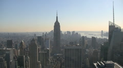 Empire State Building 2 Stock Footage