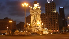 Espanya - Barcelona Stock Footage