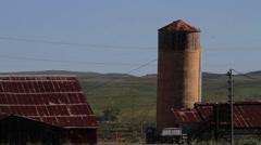 Farm in Sonoma, CA Stock Footage