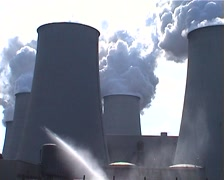 Heavy Steam by Powerplant Stock Footage