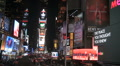 Times Square New York 4 Footage