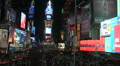 Times Square New York 5 Footage