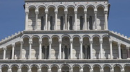 Stock Video Footage of The Cathedral of Pisa in Square of Miracles, Cathedral Square, Pisa, Italy