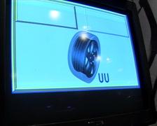 Balancing of wheel Stock Footage
