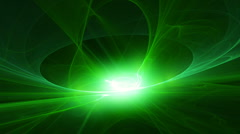Green seamless looping background d4546 L Stock Footage