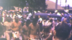 Native American Indian Circa 1943 (vintage Film 8mm Home Movie) 68 Arkistovideo