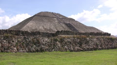 Teotihuacan Stock Footage