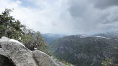Yosemite national park, california, usa Stock Footage