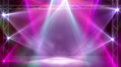 Concert Lights 4 Stock Footage