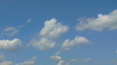 139 0503 01 Clouds Timelapse Stock Footage