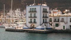 Puerto de Mogan, Gran Canaria Stock Footage