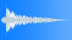 Huge explosion blast - sound effect