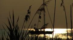 Baltic sea scene Stock Footage