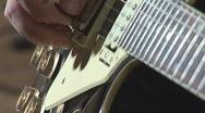 Guitare 11 Stock Footage