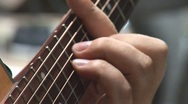 Guitare 16 Stock Footage