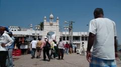 Mumbai Haji Ali Dargah 5 Stock Footage