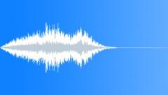 Long Breathy Horror Transition Sound Effect