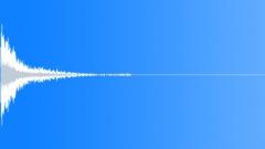 Long Deep Metal Impact Blast - sound effect