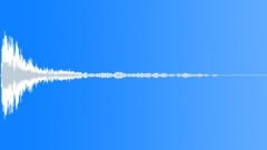 Low Impact Blast Sound Effect