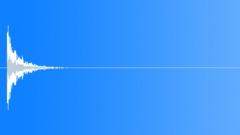 Short Metal Stab Sound Effect
