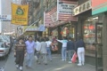 Street scene from Chinatown Manhattan Footage