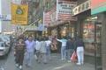 Street scene from Chinatown Manhattan Footage