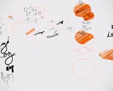 Graphic Design Concept: Logo Design Process Version 2 PAL Stock Footage