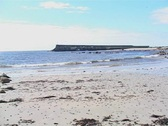 Stock Video Footage of Spiddal Beach in Galway, Ireland