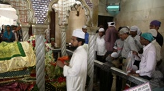 Mumbai Haji Ali Dargah 13 Stock Footage