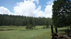 Yosemite national park california usa Stock Footage