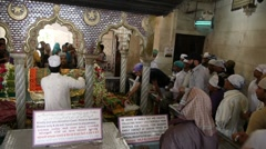 Mumbai Haji Ali Dargah 14 Stock Footage