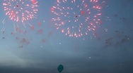 Stock Video Footage of firework