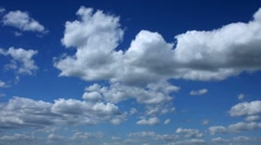 Sky timelapse 03 - stock footage