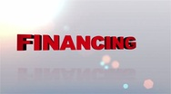 Stock Video Footage of Financing Desires Button - HD1080