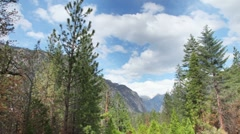 Kings canyon national park california usa Stock Footage