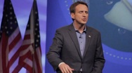 Stock Footage Tim Pawlenty - Campaign statement - GREAT! Stock Footage