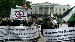 Anti-Semitic Jews  Stock Footage