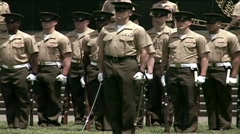 US Marines Stock Footage