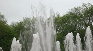 Stock Video Footage of Fountain