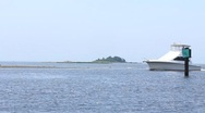 Stock Video Footage of Boats Returning To Harbor