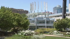 Toronto Convention Center Stock Footage